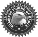 Florida Justice Association Business Friend of Eagle